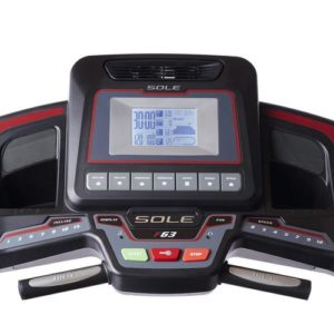Sole F63 Console With Bluetooth Workout Tracking